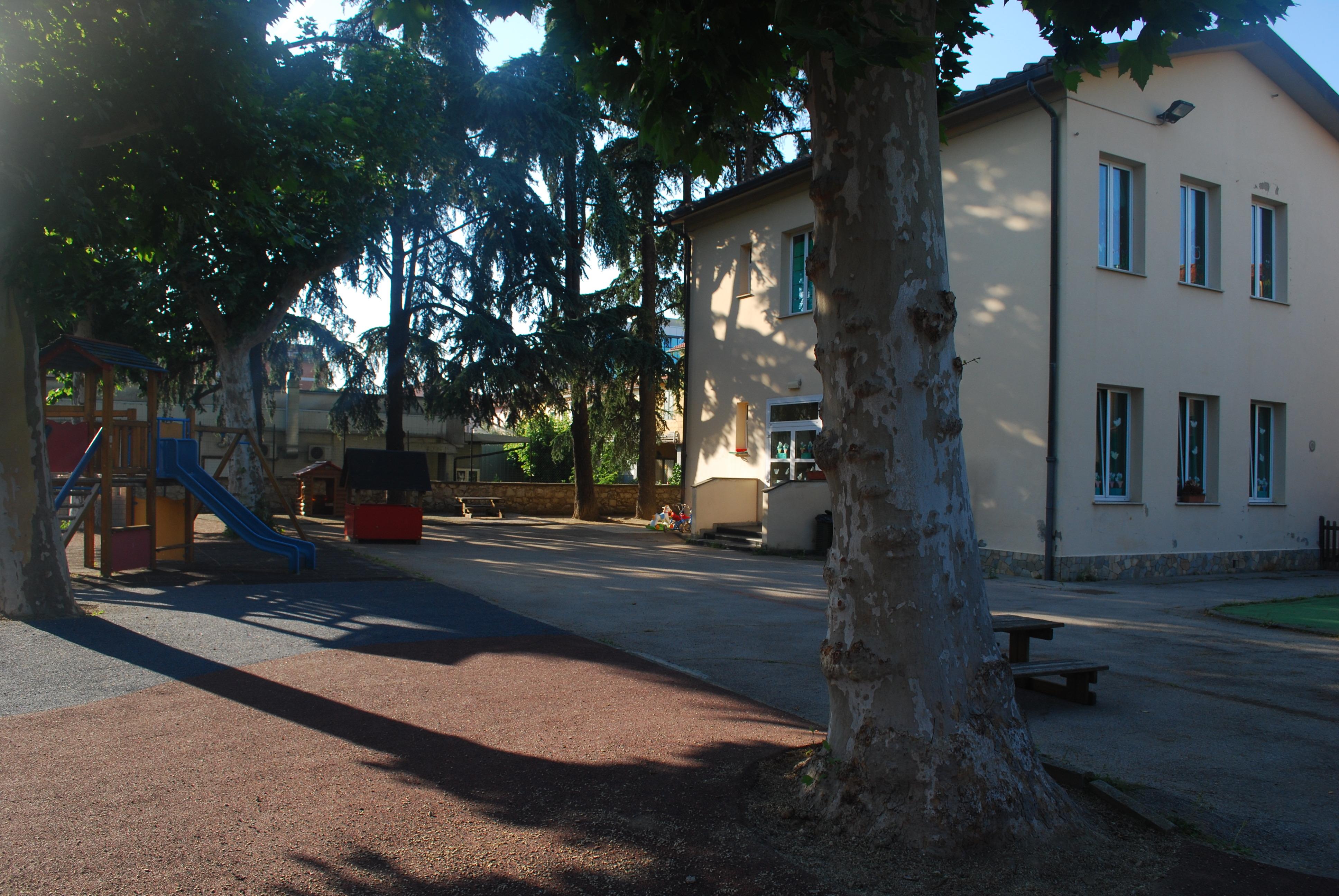 Scuola dell'Infanzia Via Ferrucci